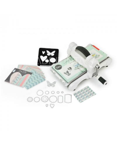 Sizzix Kit Big Shot Starter Kit 661545