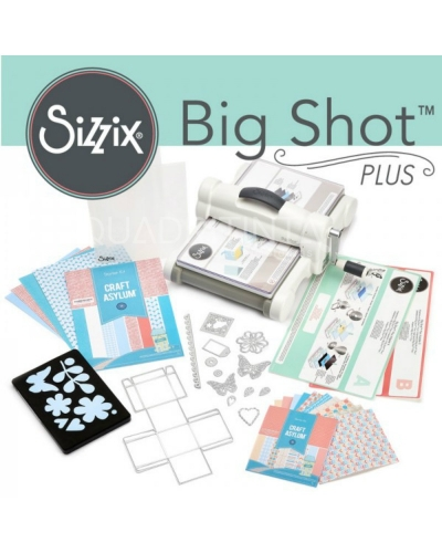 Sizzix Big Shot Plus Starter Kit 660341